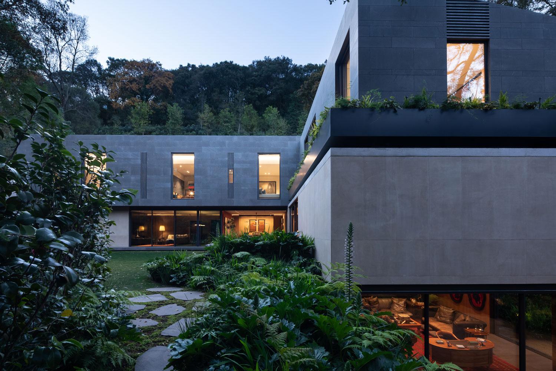 Casa Bosques de Santa Fé 10